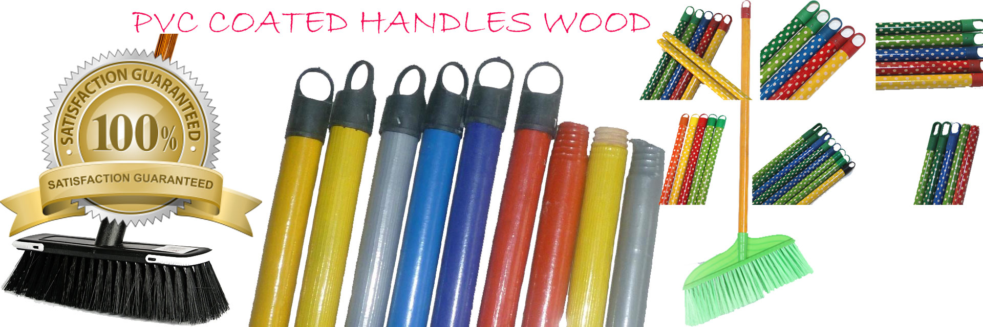 PVC wooden sticks manufacturer